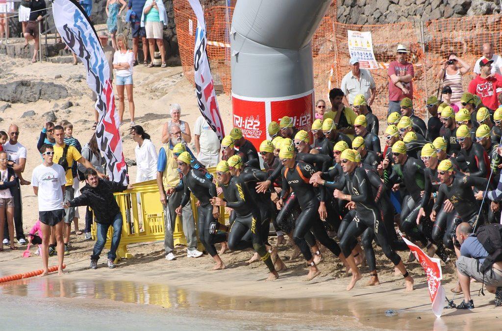TRI:122 Lanzarote triatlón internacional